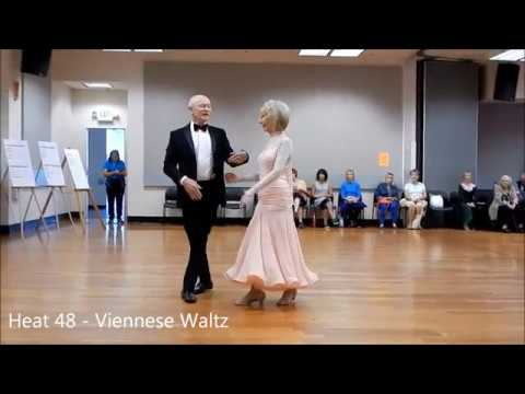 Washington State Senior Games Dance Competition 7-7-18 – Heat 48
