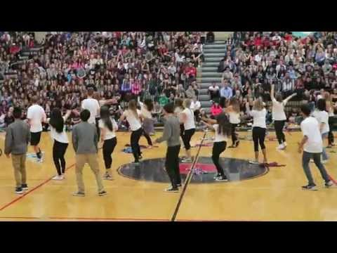 Clackamas High School: Sophomore 2015 lip sync