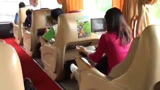 Luxury 20 seater bus on rent delhi, Luxury 20 seater bus hire delhi, 20 seater minibus rental india