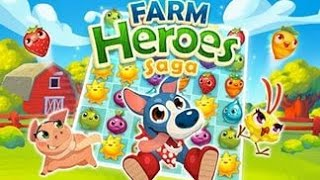 Farm Heroes Saga - Sınırsız Hamle Hilesi 2015