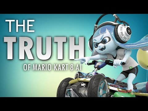Are the Computers CHEATING in Mario Kart 8?