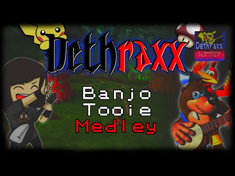 Banjo Tooie Full Game Rock/Metal Medley