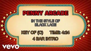 Black Lace - Penny Arcade (Karaoke)