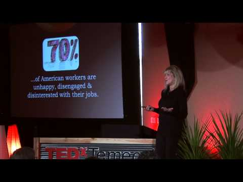 Whats next in service for the hospitality industry, a culture of care: Jan Smith at TEDxTemecula