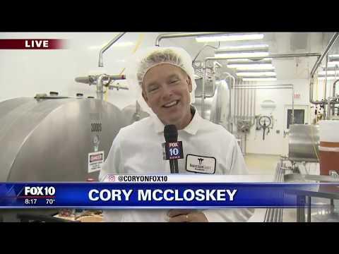 Cory's Corner: Making Eggnog At Danzeisen Dairy Creamery