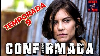 The Walking Dead TEMPORADA 9 MAGGIE CONFIRMADA | Series y Tops