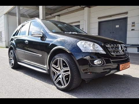 mercedes benz ml 320 cdi sport paket youtube. Black Bedroom Furniture Sets. Home Design Ideas