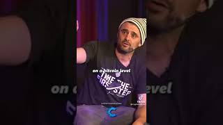 """Gary Vee """" I think Blockchain is way more important than what people realize"""" #shorts"""
