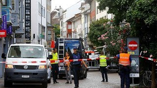 At least 5 injured in chainsaw attack in Switzerland