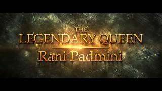 Padmavati Official Trailer HD   Ranveer Singh   Deepika Padukone   Shahid Kapoor