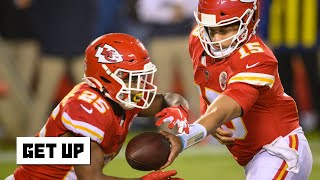Chiefs rookie Clyde Edwards-Helaire impresses in NFL debut vs. Texans | Get Up