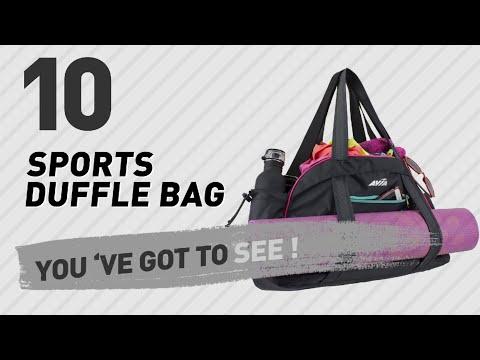 Yoga Duffle Bags // New & Popular 2017