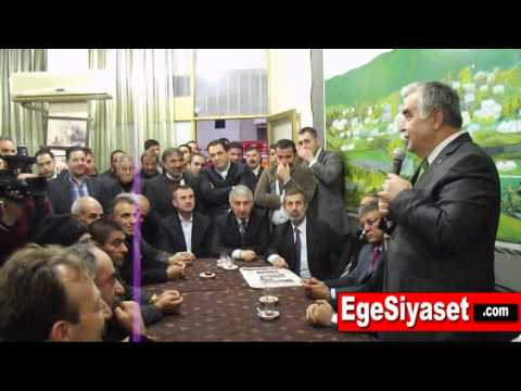 Ak parti İl başkanı AKAY 'Başbakan Binali'yi Bize Emanet Etti'