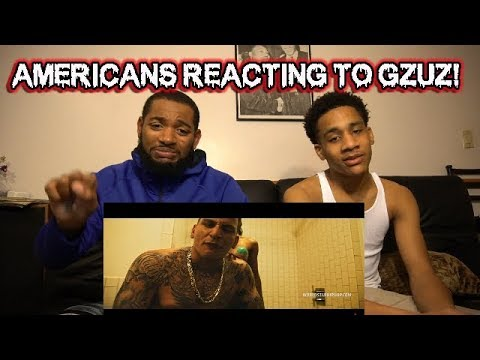 "GZUZ ""Warum"" (WSHH Exclusive - Official Music Video) Reaction"