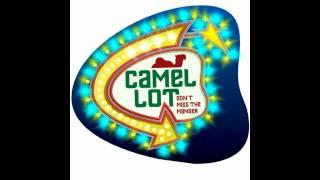 Camel Lot Sign (Grace Church)
