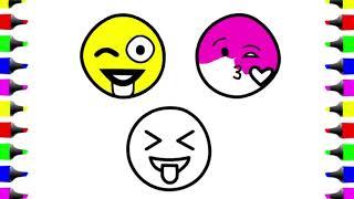 How to draw Emoji