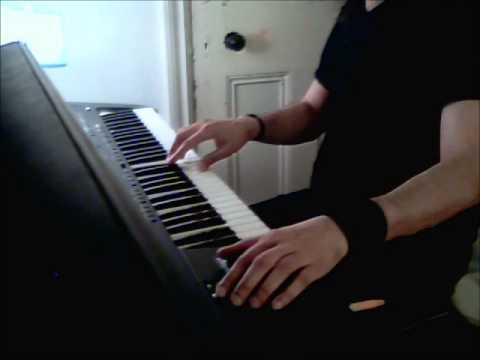 Bereham Aasman Instrumental On Keyboard