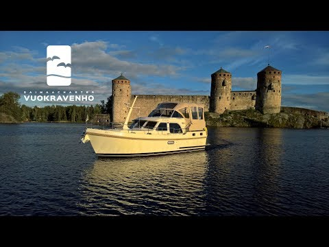 Explore the varied Saimaa Lakes Region in Finland from Savonlinna