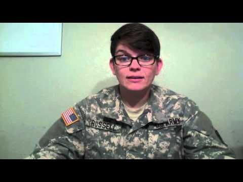 Lesbian Army Tube