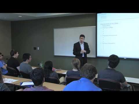 """A Taste of Goizueta Business School"" - Dr. Doug Bowman (Marketing)"