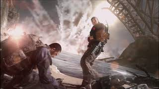 Call of duty ghosts  (is there a alternative ending)