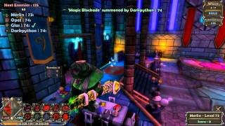 Dungeon Defenders Live Stream 02/11/12 #2 - VOD