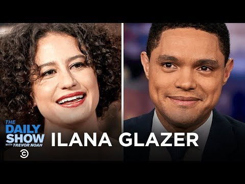 """Ilana Glazer - Embracing Stand-Up with """"The Planet Is Burning""""   The Daily Show"""