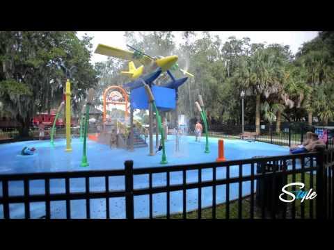 The City of Tavares Florida