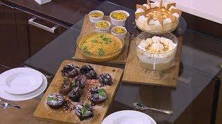 سوفليه حادق - مولتن كيك - تشيز كيك بزبدة الفول السوداني | اميرة في المطبخ حلقة كاملة