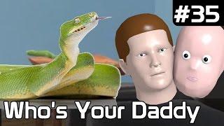 Who's Your Daddy Po Polsku [#35] Teo & Paveł | WĄŻ
