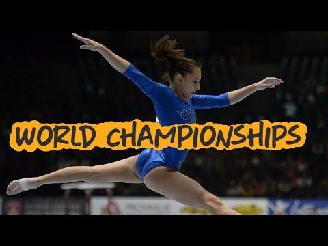 Gymnastics World Championships 2013 - 2014 - 2015