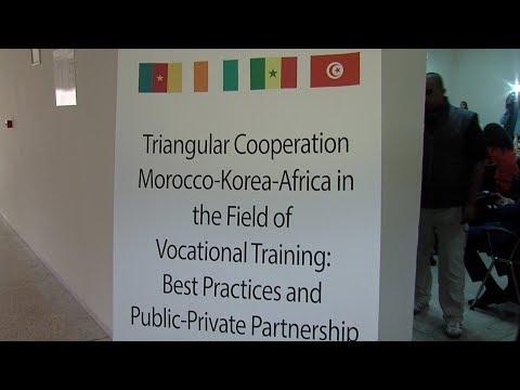 Clôture à de la 2ème session de formation de la coopération triangulaire Maroc-Corée du Sud-Afrique