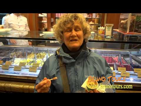 Food tour of Rome with Bruno