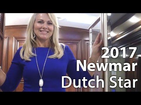 2017 Newmar Dutch Star in 4K! - National Indoor RV Center