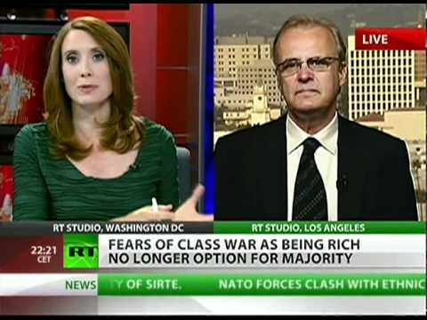Occupy Wall Street -- War On The Wealthy