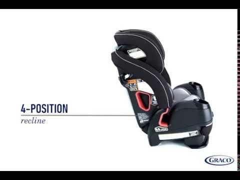 Graco Nautilus SnugLock LX 3 In 1 Harness Booster