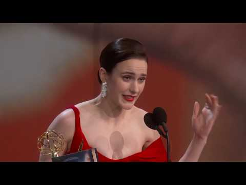 70th Emmy Awards: Rachel Brosnahan Wins For Outstanding Lead Actress In A Comedy Series
