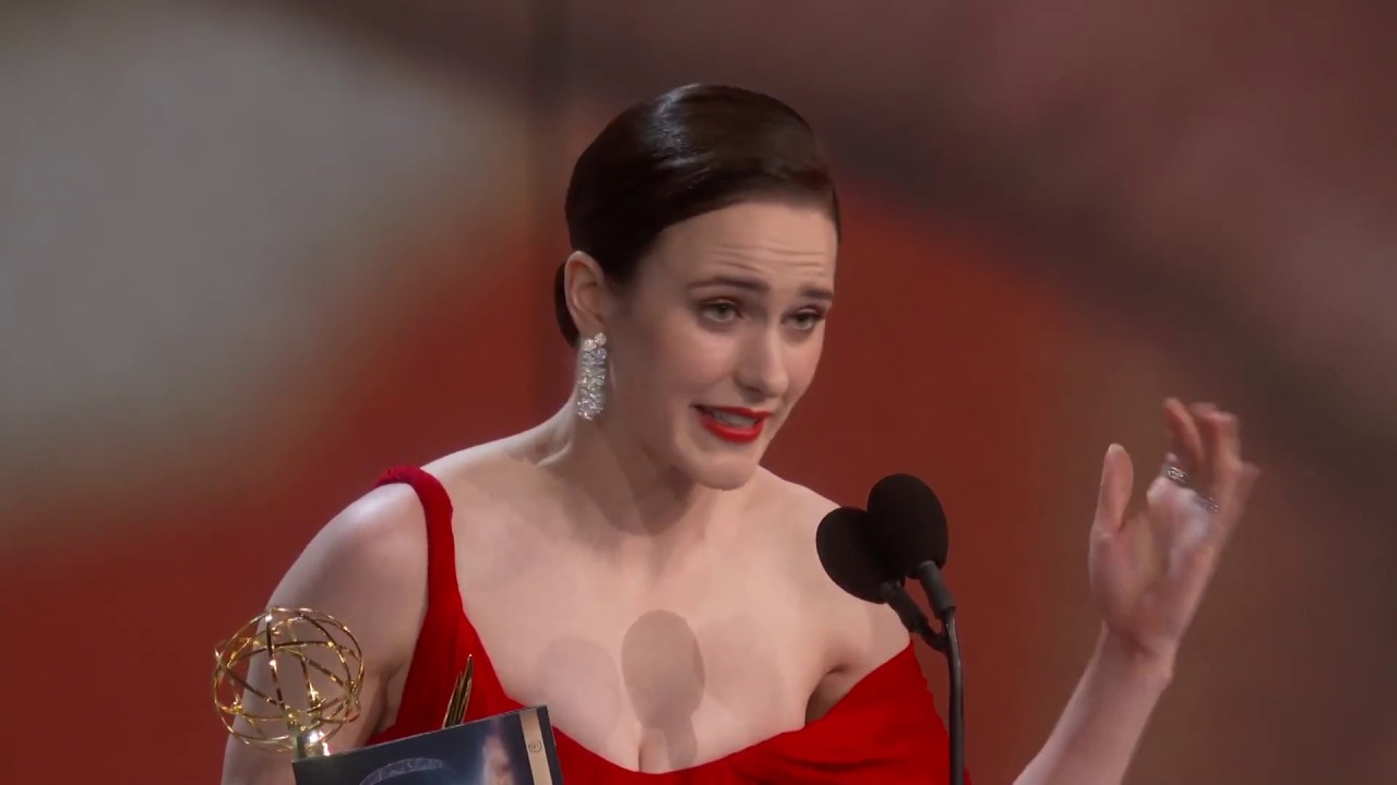 70th Emmy Awards: Rachel Brosnahan Wins For Outstanding Lead ...
