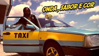 Rincon Sapiência - Onda, Sabor e Cor (clipe)