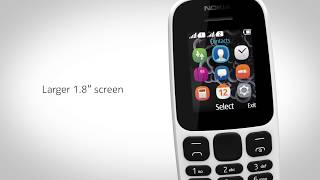 Introducing Nokia 105