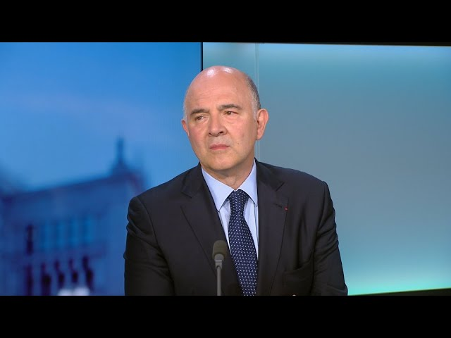 Pierre Moscovici :