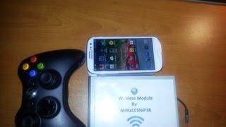 [Projet] Wireless Module by MrHaL0SNiP3R (GTA VC + Manette XBOX 360 Sans Fil)