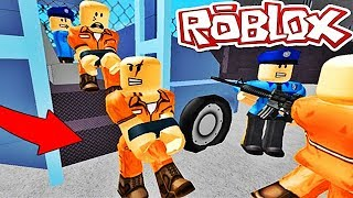I'm IN an ULTRA SECURE PRISON! Roblox