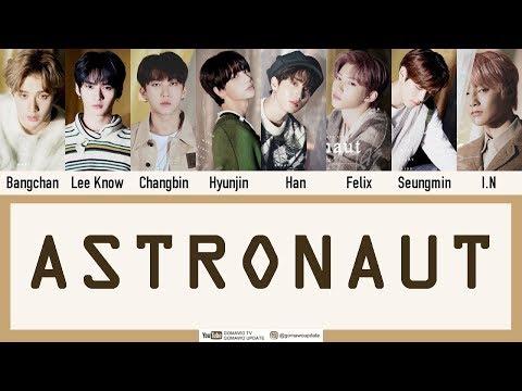 Stray Kids - Astronaut [EasyLyrics/IndoSub] By GOMAWO