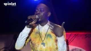 Adekunle Gold - Orente (Spinlet sponsored Afropolitan vibes Oct 2015)