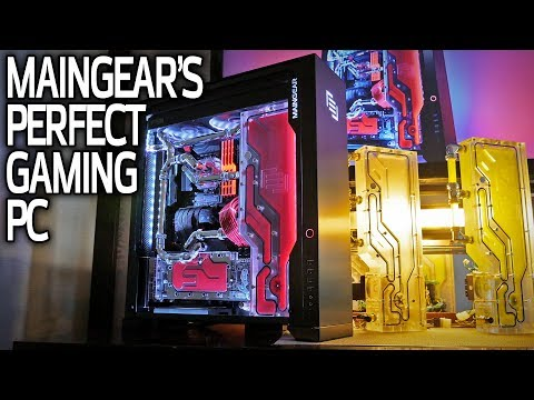 Maingear F131 + Apex - The Perfect Water Cooled PC?