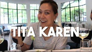 Karen Davila (Meet My Malupit Tita)