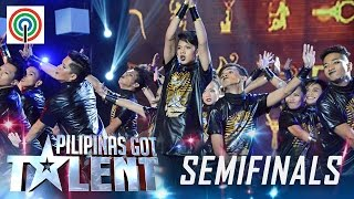 Pilipinas Got Talent Season 5 Live Semifinals: Crossover Family - Hiphop Dance Group