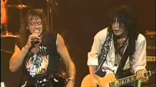 Cats In Boots - Long Long Way From Home Live, Osaka, Japan, 1990