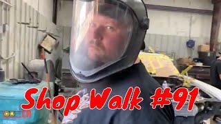 Creative Rods Shop Walk #91 - Classic Car Restoration